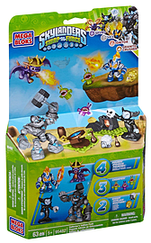 Mega Bloks Skylanders Collector Edition Pack Blocks and Bricks