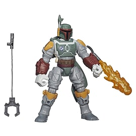 Star Wars Hero Mashers Episode VI Boba Fett Figurines and Sets