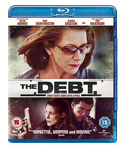 The Debt (blu-ray) Blu-ray