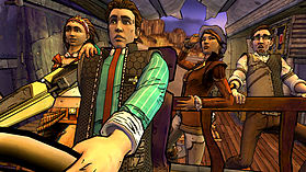 Tales From The Borderlands screen shot 1