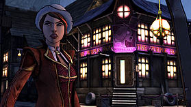 Tales From The Borderlands screen shot 2