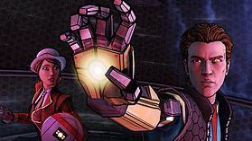 Tales From The Borderlands screen shot 3