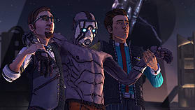 Tales From The Borderlands screen shot 4