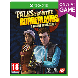 Tales From The Borderlands Xbox One Cover Art