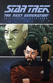 Star Trek: The Next Generation - Intelligence Gathering (Star Trek Next Generation (Unnumbered)) Books