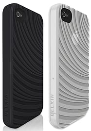Belkin Tpu Case 2 Pack For Iphone 4/4s In Black And White Mobile phones