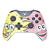 Xbox One Controller - The Sqaure Pants Edition screen shot 1