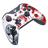 Xbox One Controller -The Living Dead screen shot 2