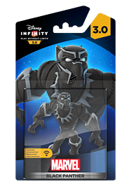 Black Panther - Disney Infinity 3.0 Figure Toys and Gadgets