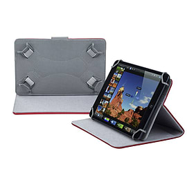 RivaCase 3014 Case for 8 inch Tablet - Red Tablet