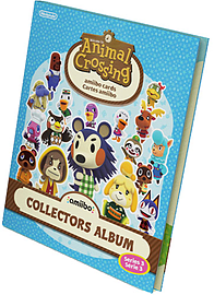 Animal Crossing amiibo Card Collectors Album - Series 3 amiibo
