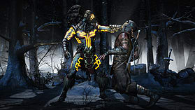 Mortal Kombat XL screen shot 3