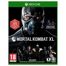 Mortal Kombat XL Xbox One Cover Art