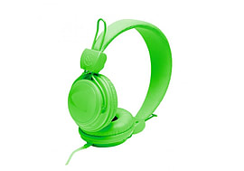 NEON Lightweight Stereo Headphones for iPhone iPod MP3 Smartphone - Green Audio