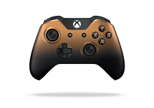 Xbox One Wireless Controller Official Copper Shadow screen shot 2