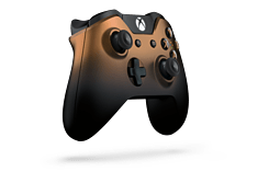 Xbox One Wireless Controller Official Copper Shadow screen shot 3