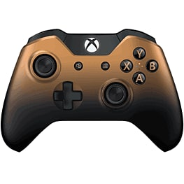 Xbox One Wireless Controller Official Copper Shadow Accessories