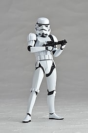 Star Wars - Storm Trooper Revo No. 002 Revoltech Action Figure Figurines and Sets