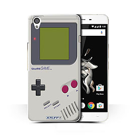 STUFF4 Phone Case/Cover for OnePlus X/Nintendo Game Boy Design/Games Console Collection Mobile phones
