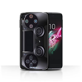 STUFF4 Phone Case/Cover for Alcatel OneTouch Idol 3 4.7/Playstation PS4/Games Console Collection Mobile phones