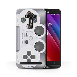 STUFF4 Phone Case/Cover for Asus Zenfone 2 Laser ZE601KL/Playstation PS1/Games Console Collection Mobile phones