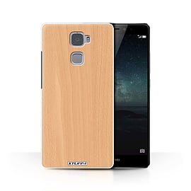 STUFF4 Phone Case/Cover for Huawei Mate S/Beech Design/Wood Grain Effect/Pattern Collection Mobile phones