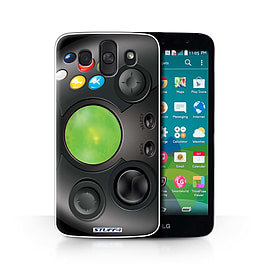 STUFF4 Phone Case/Cover for LG AKA/H788/Xbox Design/Games Console Collection Mobile phones