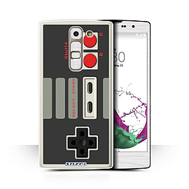 STUFF4 Phone Case/Cover for LG G4c/H525N/Nintendo Classic Design/Games Console Collection Mobile phones