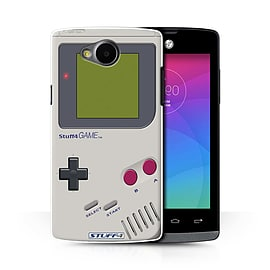 STUFF4 Phone Case/Cover for LG Joy/H220/Nintendo Game Boy Design/Games Console Collection Mobile phones
