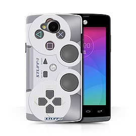 STUFF4 Phone Case/Cover for LG Joy/H220/Playstation PS1 Design/Games Console Collection Mobile phones