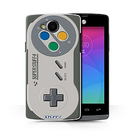 STUFF4 Phone Case/Cover for LG Joy/H220/Super Nintendo Design/Games Console Collection Mobile phones