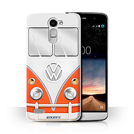 STUFF4 Phone Case/Cover for LG Ray/X190/Red Design/VW Camper Van Collection Mobile phones