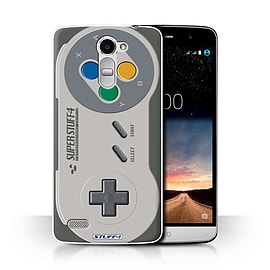 STUFF4 Phone Case/Cover for LG Ray/X190/Super Nintendo Design/Games Console Collection Mobile phones