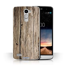STUFF4 Phone Case/Cover for LG Ray/X190/Driftwood Design/Wood Grain Effect/Pattern Collection Mobile phones