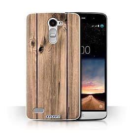 STUFF4 Phone Case/Cover for LG Ray/X190/Plank Design/Wood Grain Effect/Pattern Collection Mobile phones
