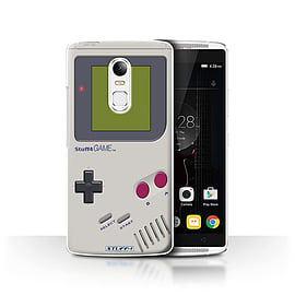 STUFF4 Phone Case/Cover for Lenovo Vibe X3/Nintendo Game Boy Design/Games Console Collection Mobile phones