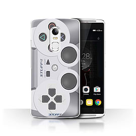 STUFF4 Phone Case/Cover for Lenovo Vibe X3/Playstation PS1 Design/Games Console Collection Mobile phones