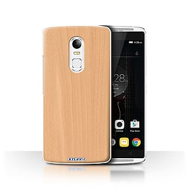 STUFF4 Phone Case/Cover for Lenovo Vibe X3/Beech Design/Wood Grain Effect/Pattern Collection Mobile phones