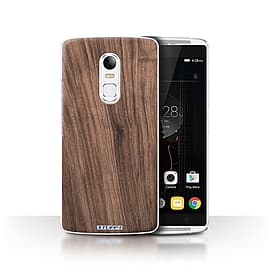 STUFF4 Phone Case/Cover for Lenovo Vibe X3/Walnut Design/Wood Grain Effect/Pattern Collection Mobile phones
