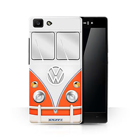 STUFF4 Phone Case/Cover for Oppo R5/Red Design/VW Camper Van Collection Mobile phones