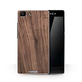 STUFF4 Phone Case/Cover for Oppo R5/Walnut Design/Wood Grain Effect/Pattern Collection Mobile phones