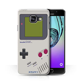 STUFF4 Phone Case/Cover for Samsung Galaxy A3 (2016)/Nintendo Game Boy/Games Console Collection Mobile phones