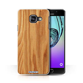 STUFF4 Phone Case/Cover for Samsung Galaxy A3 (2016)/Oak Design/Wood Grain Effect/Pattern Collection Mobile phones