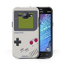 STUFF4 Phone Case/Cover for Samsung Galaxy J1 Ace/J110/Nintendo Game Boy/Games Console Collection Mobile phones