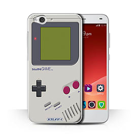 STUFF4 Phone Case/Cover for ZTE Blade S6/Nintendo Game Boy Design/Games Console Collection Mobile phones