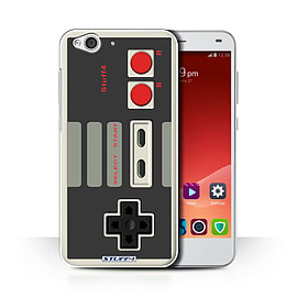 STUFF4 Phone Case/Cover for ZTE Blade S6/Nintendo Classic Design/Games Console Collection Mobile phones