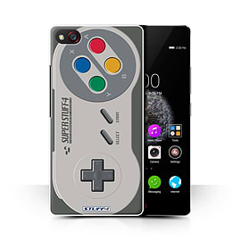 STUFF4 Phone Case/Cover for ZTE Nubia Z9 Mini/Super Nintendo Design/Games Console Collection Mobile phones