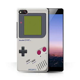 STUFF4 Phone Case/Cover for ZTE Nubia Z9 Max/Nintendo Game Boy Design/Games Console Collection Mobile phones