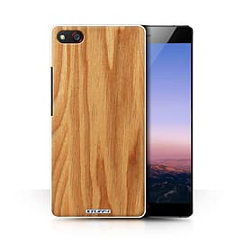 STUFF4 Phone Case/Cover for ZTE Nubia Z9 Max/Oak Design/Wood Grain Effect/Pattern Collection Mobile phones