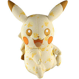 Pikachu 20th Anniversary Plush Soft Toys
